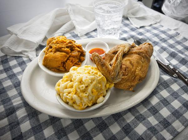 Image for Fried Chicken Sandwich.