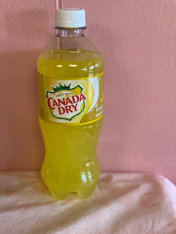 Pine Apple Soda