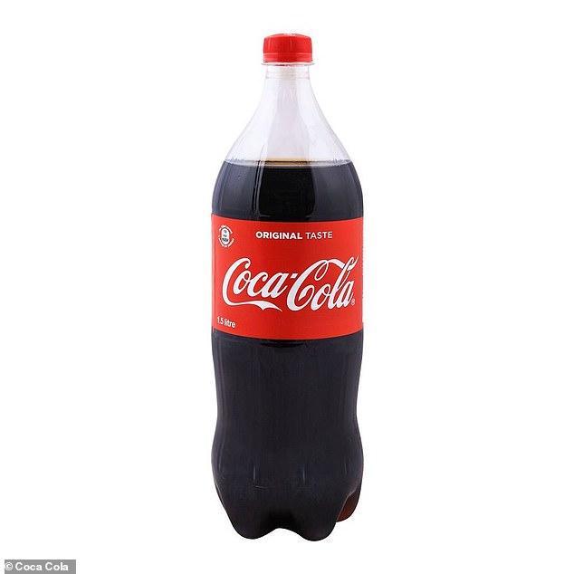 Bottled 20z Coke