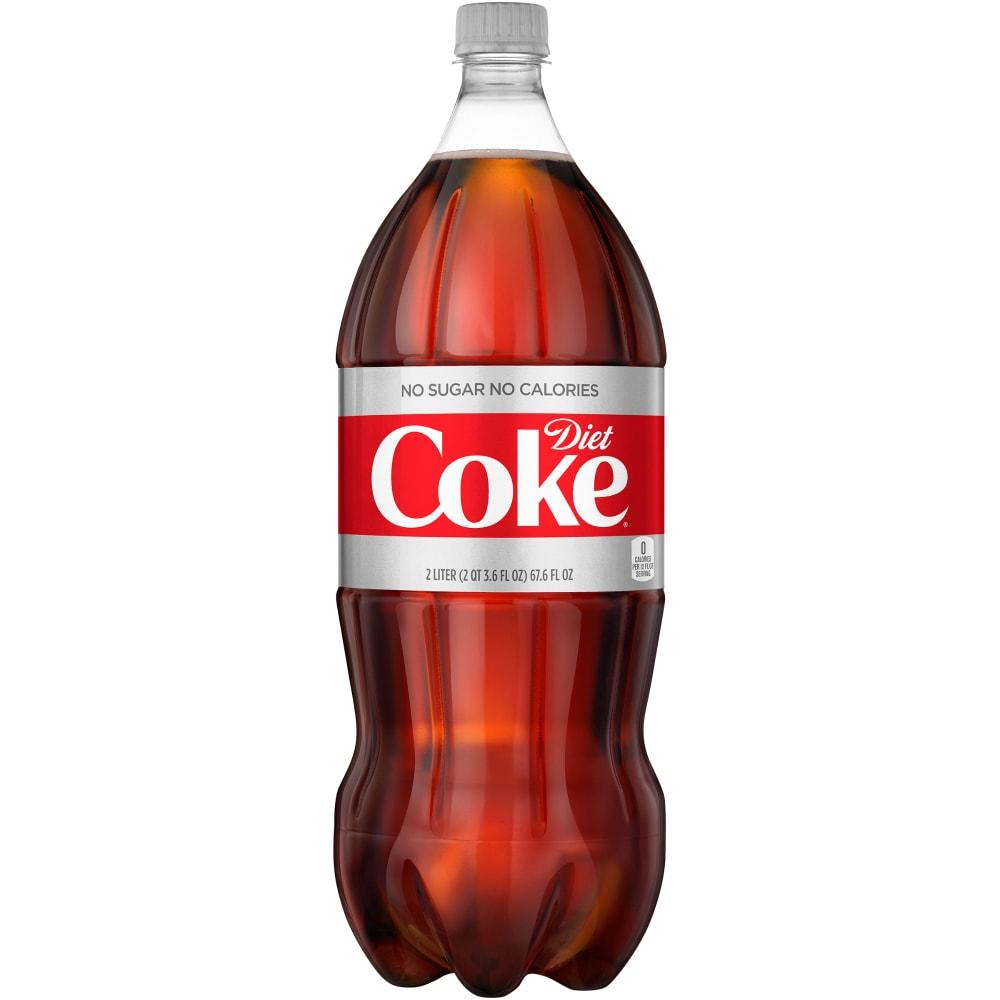 Bottled 20z Diet Coke