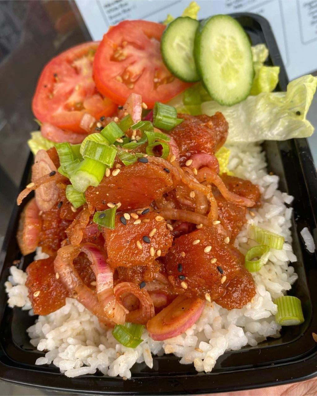-Poke Rice Box