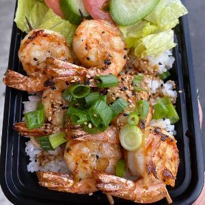 -Grilled Shrimp Skewers (2pc)