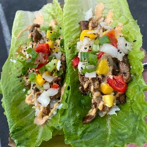 Image for -Beef Ssam.
