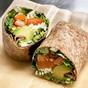 -Avocado Wrap