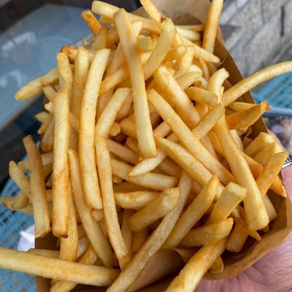 -Shoestring Fries