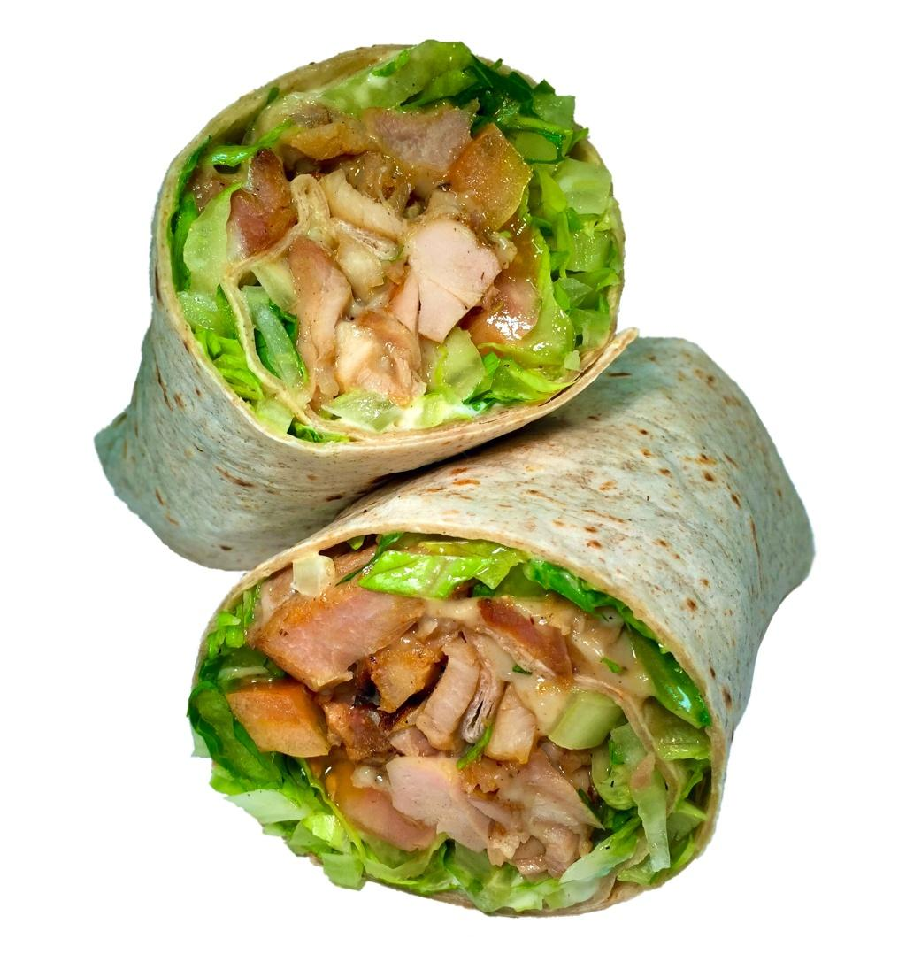 Image for -Teri Chicken Wrap.