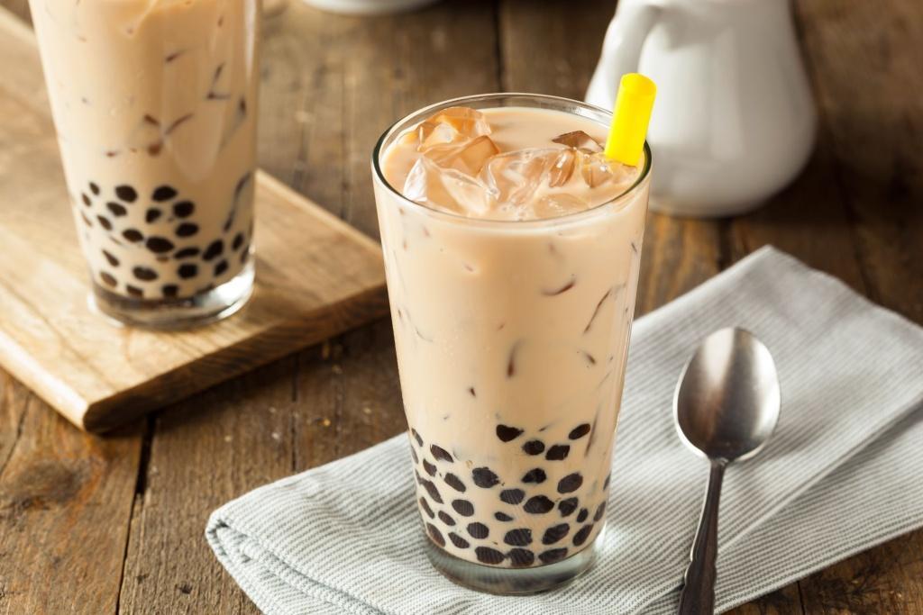 -HK Milk Tea