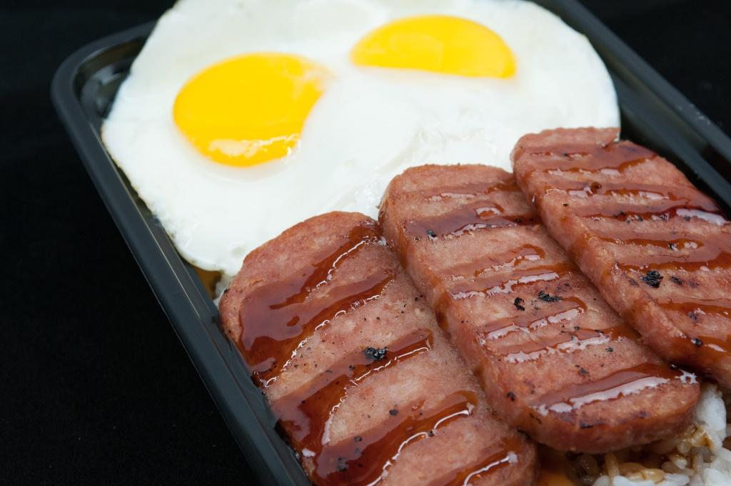 -Spam & Eggs Box