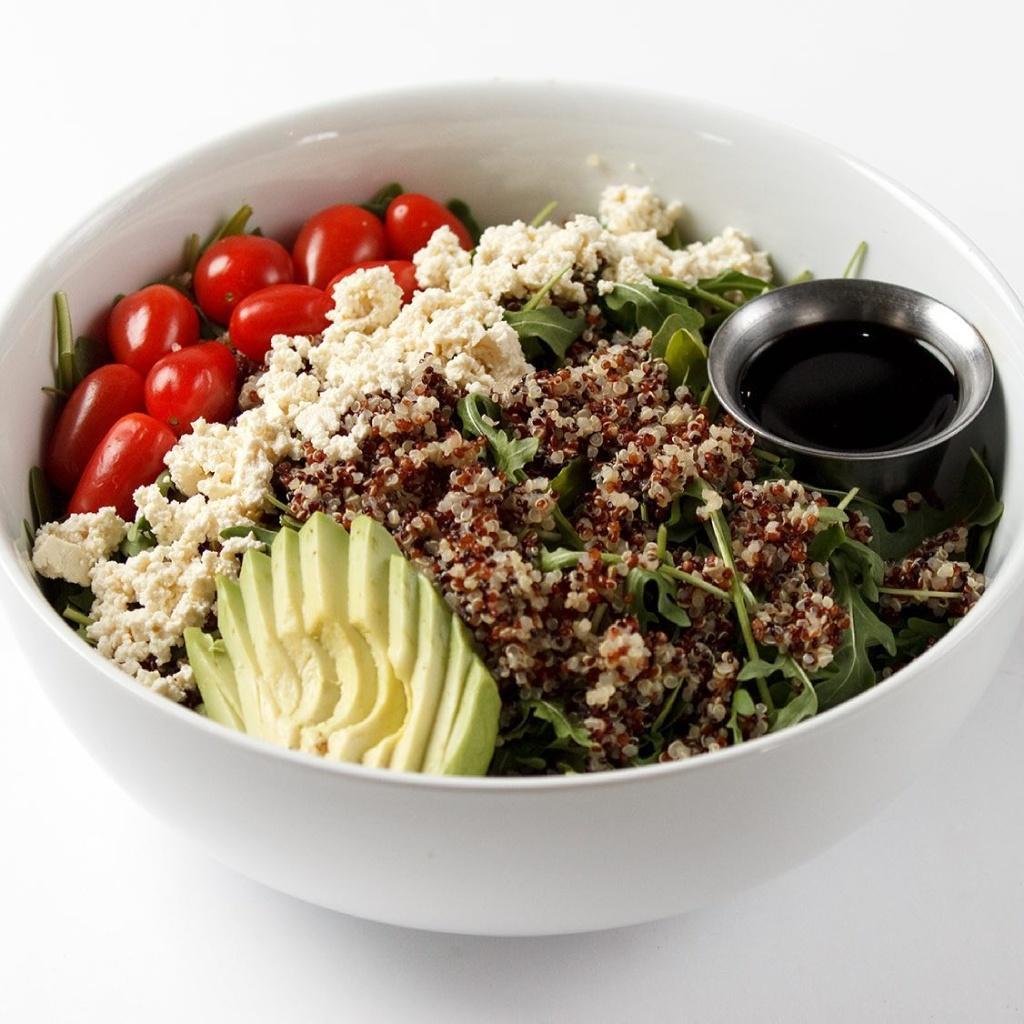 Power Grain Salad