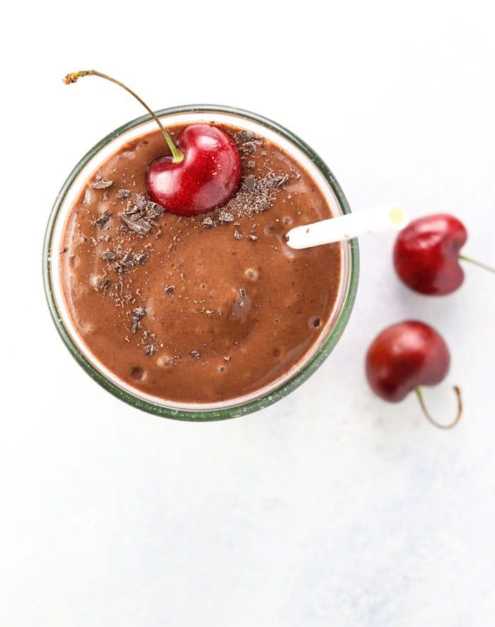 Cherry Swirl ( Cherries, Cacao powder, Almond Butter, Himalayan Salt, Date, Grade B Maple Syrup and Sprouted Pea Protein)