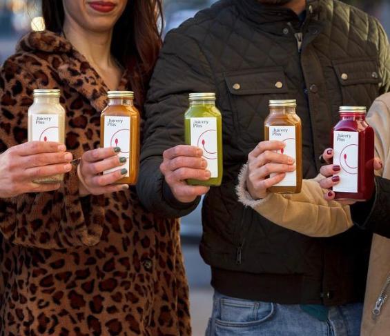5 Juice Pack (Refundable $5 Glassware Fee)