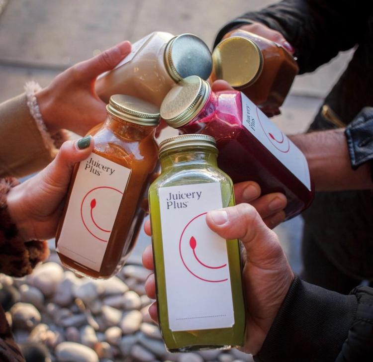 10 Juice Pack (Refundable $10 Glassware Fee)