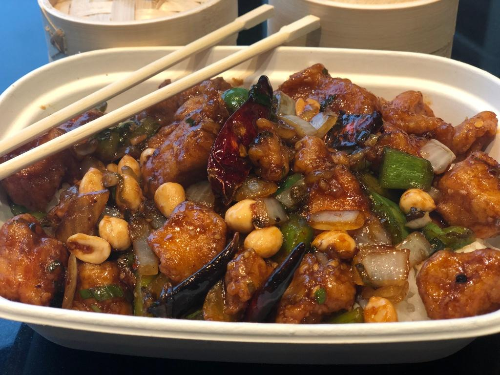 Kung Pao Chicken Tray (10-12 people)