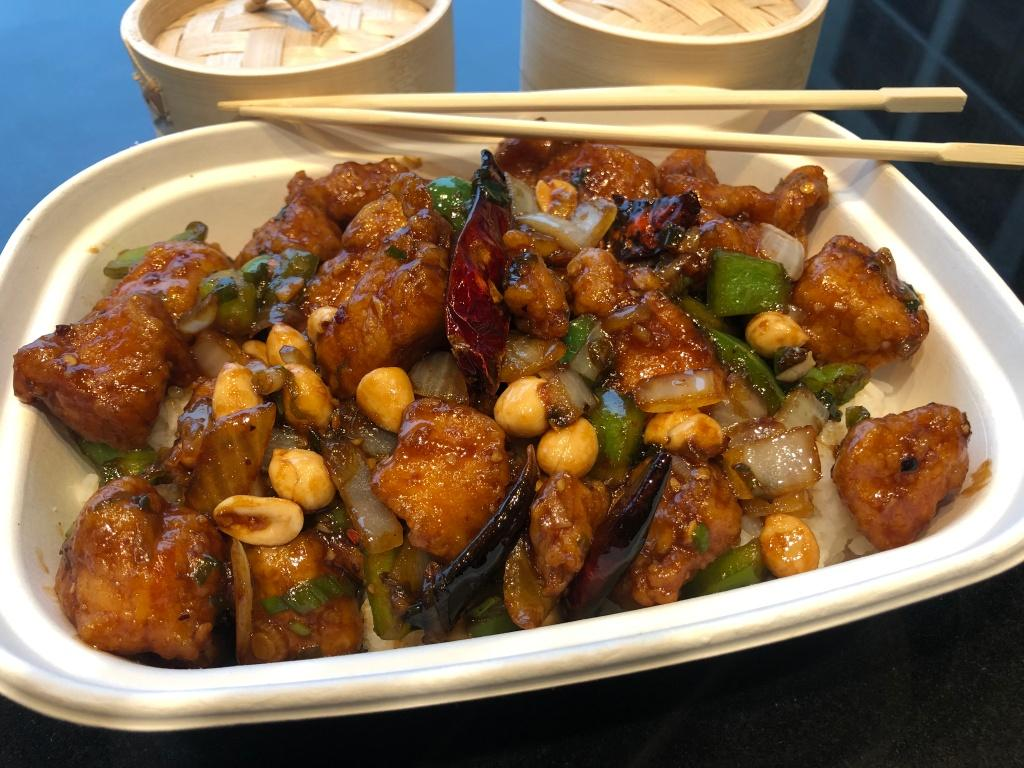 Kung Pao Chicken Tray (5-6 people)