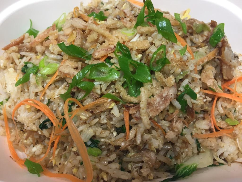 Veggie Fried Rice Tray (5-6 people)