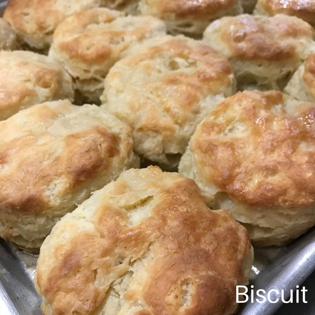 1/2 Dozen Plain Biscuits