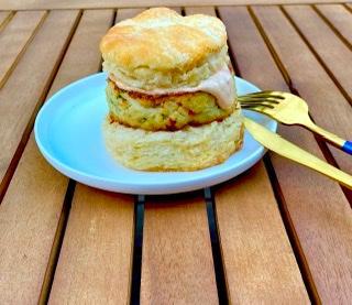Crabby Biscuit