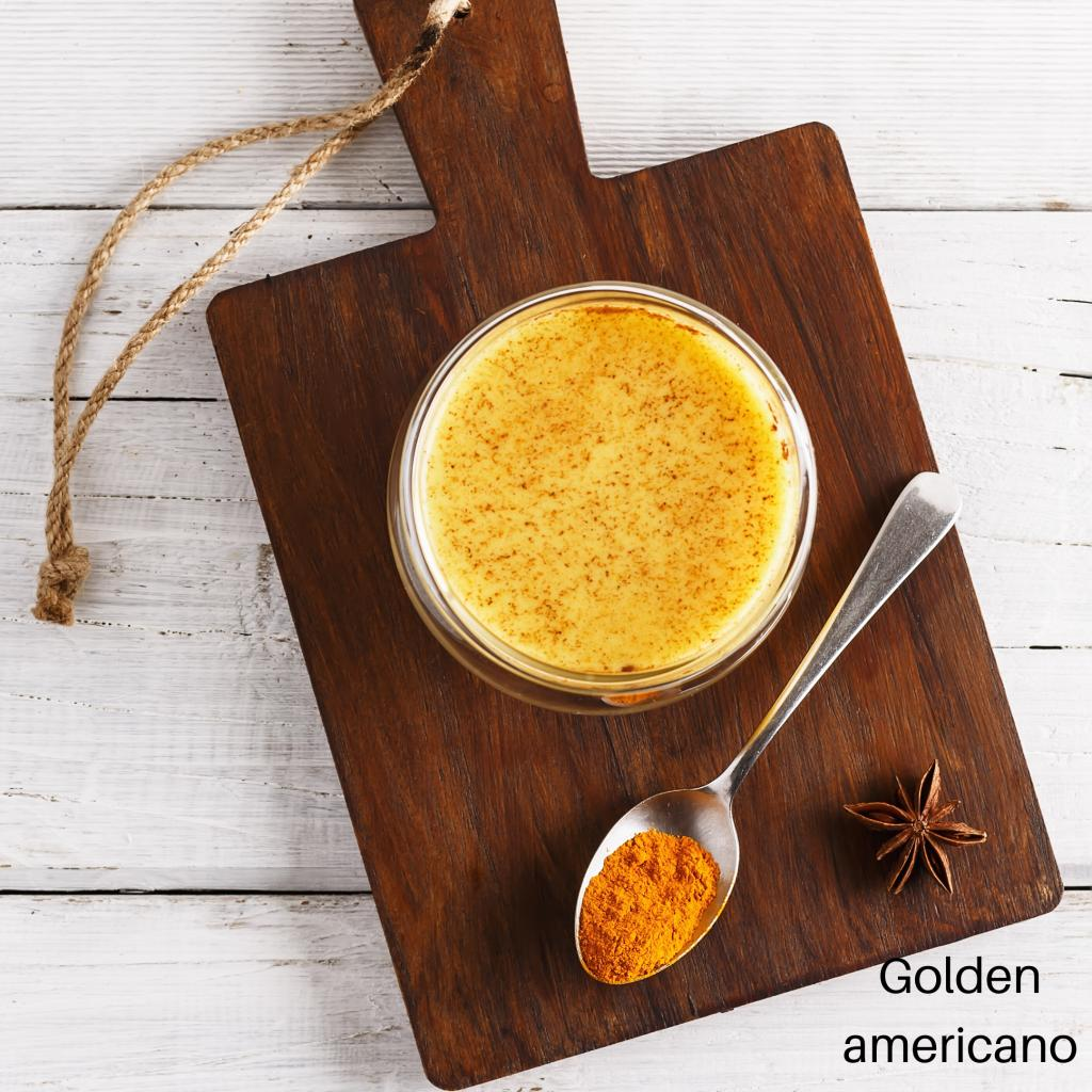 Golden Americano
