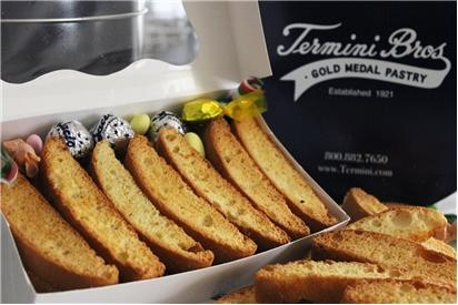 Anisette Biscotti Gift Box REQUIRES 24 HRS