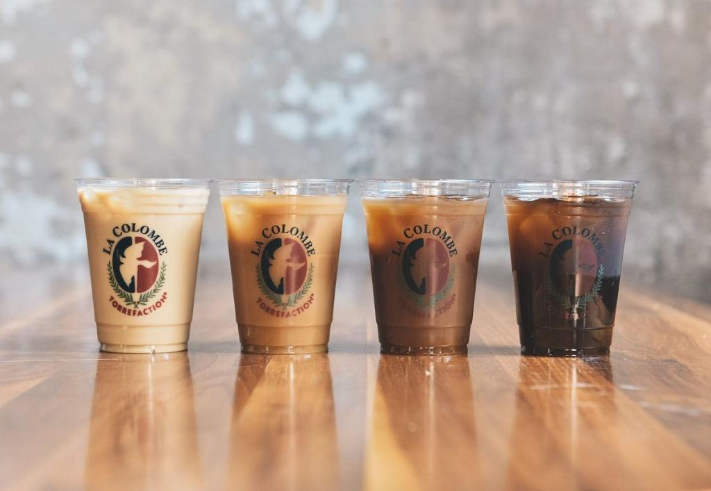 LG Iced Coffee